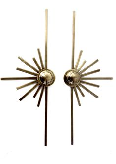 Home Decoration For Wedding Solid bronze and handmade and supercool handles from Philip Watts Design. Summer Deco, Decoration Inspiration, Interior Inspiration, Door Knobs, Door Handles, Door Design, House Design, Design Art, Motif Oriental