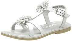 Mod8  Zora,  Mädchen Sandalen , Weiß - Weiß - weiß - Größe: 27 - http://on-line-kaufen.de/mod8/27-eu-mod8-zora-maedchen-sandalen-3