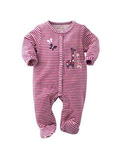 Pijama em veludo