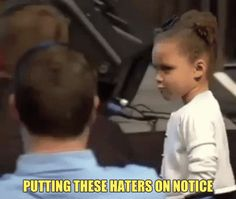 New trending GIF on Giphy. riley curry haters on notice. Follow Me CooliPhone6Case on Twitter Facebook Google Instagram LinkedIn Blogger Tumblr Youtube