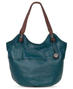 The Sak Handbags Leather Tote