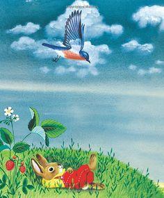 Amazon.com: I Am a Bunny (A Golden Sturdy Book) (9780375827785): Ole Risom, Richard Scarry: Books