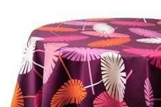 Mantel Sombrillas - Estimulantes colores que llenarán de alegría la mesa, dando la bienvenida a tus comensales.
