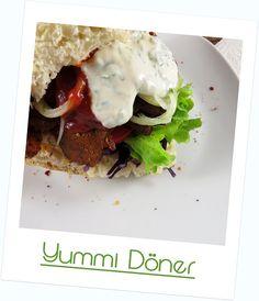 "Yummi Seitandöner. ""Gesundes"" Fast Food"