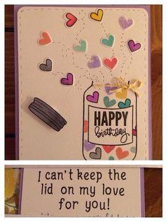 Resultado de imagen de tarjetas de cumpleaños niños hechas a mano