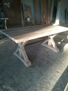Picnic Table, Projects To Try, Tables, Furniture, Home Decor, Mesas, Table, Interior Design, Home Interior Design