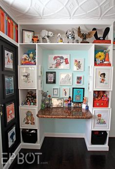EPBOT: My Office Is... Done? WOOHOO!!