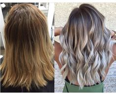 Beautiful transformation