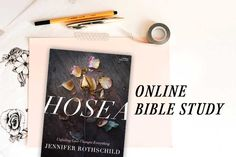 Welcome to Session 1 of theHoseaonline Bible study! We're excited to study this amazing story of God's unfailing love with you over the next few weeks. Please read the following instructions carefully; we've tried to anticipate your questions! Here's how this will work: Each week, you'll watch the video with Jennifer. The videos are approximately …