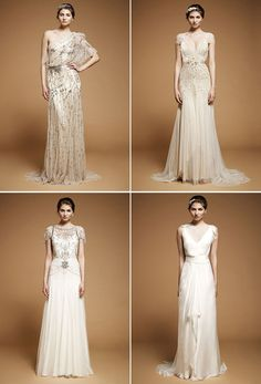 #CapeResortsWedding & #NicoleMillerBridal  JENNY   PECKHAM WEDDING DRESSES. WONDER WHAT SMALL FORTUNE THESE COST