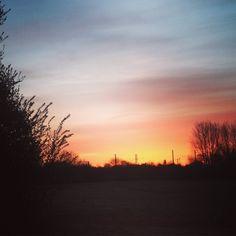 13th April 2015, sunrise