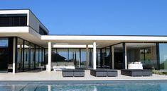 Villa en Béton blanc Lyon   Vielliard Fascianni - Architectes contemporains