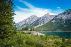 The view from my campsite this morning at Spray Lake Alberta [OC][5472  3648] http://ift.tt/2aoR0jO @tachyeonz