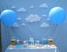 My Little Party Blog. Inspirate con globos