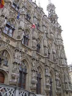 The Town Hall of Leuven | Best places in the World