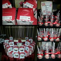 75 person red velvet cupcakes!