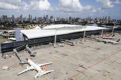* Aeroporto Internacional dos Guararapes * Recife, Estado de Pernambuco. Brasil.