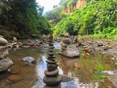 Bali, Travel Photography, Meditation, River, Stone, World, Places, Outdoor, Beautiful