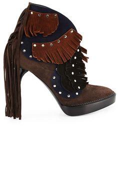 Burberry boot, $1,495, neimanmarcus.com.   - HarpersBAZAAR.com