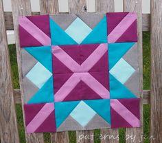 Patterns By Jen: Cloud 9 New Block Blog Hop