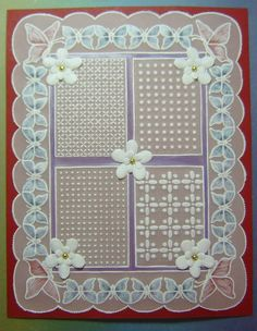 four piece pattern...Misha