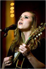 Sierra Hull Sings Bluegrass at the Living Room