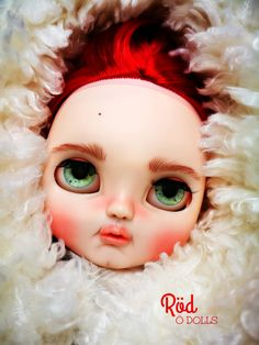 OOAK art doll Jecci Five by Ö DOLLS por Poopoopido en Etsy
