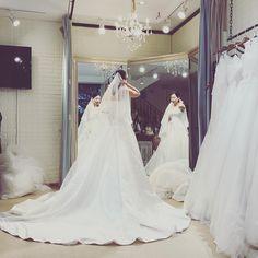 #weddingdress ���� http://butimag.com/ipost/1494325150022193055/?code=BS86M6CAU-f