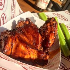 Who wants some wings?! #moesoriginal