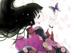 77 Meilleures Images Du Tableau Jigoku Shoujo Hell Girl Anime