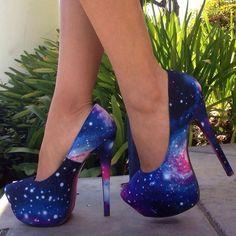 Galaxia #stilettoheelsstilleto