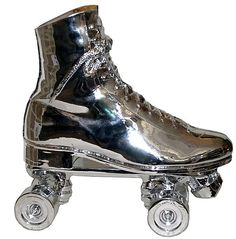 fun door stop Roller Stop by Harry Allen for Areaware Roller Derby, Roller Skating, Skating Rink, Roller Rink, Figure Skating, Sleep Roller, Ice Princess, Rubber Rain Boots, Combat Boots