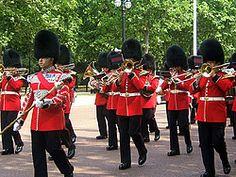 Cambio de Guardia Londres