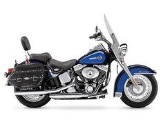 Harley-Davidson Heritage Softail Classic (2004)