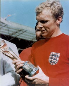 "Robert Frederick Chelsea ""Bobby"" Moore OBE (12 April 1941 – 24 February 1993) was an English professional footballer. He captained West Ham United for more than ten years and was captain of the England team that won the 1966 World Cup. He is widely regarded as one of the greatest defenders of all time, and was cited by Pelé as the greatest defender that he had ever played against. Moore is a member of the World Team of the 20th Century. [Source from Wikipedia]"