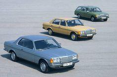 Coupé, Limousine, T-Modell