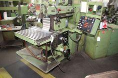 MIKRON WF 3 SA Universal-Werkzeugfräsmaschine: Gebraucht kaufen