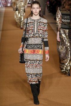 Sfilata Etro Milano - Collezioni Autunno Inverno 2014-15 - Vogue