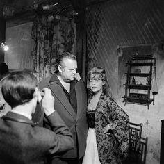 Orson Welles Jeanne Moreau, Orson Welles, Couple Photos, Couples, Girls, Couple Shots, Toddler Girls, Daughters, Maids