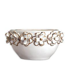 Ceramic Country Bowl - Cream