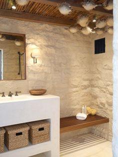 Risultati immagini per beach bathroom inspiration