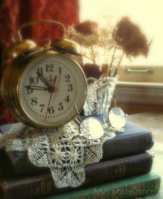 My Favorite Things: Time...precious time