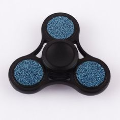 Zinc Alloy Rotating Hand Fidget Spinner ADHD Autism Fingertips Fingers Gyro Reduce Stress Toys //Price: $17.38 & FREE Shipping //     #fidget  #spinner