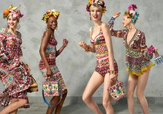 Discover the new Dolce&Gabbana Women's Mambo Collection for Summer 2017 and get inspired.