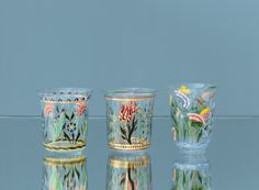 Crystal Glass Tumblers : The Apartment