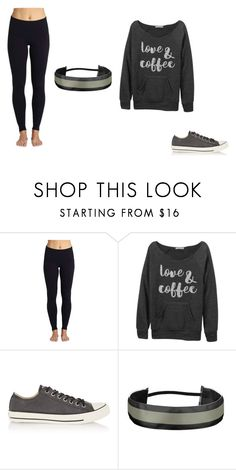 """""""@chloe-ortuno"""" by summeristhebest2311 ❤ liked on Polyvore featuring Beyond Yoga and Converse"""