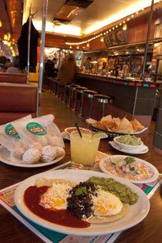 Burlington, VT finally has a great taqueria. I'm addicted to the salsa verde at El Cortijo Taqueria Y Cantina.