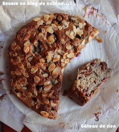 Gâteau de rien, minimaliste tendance vegan fauché #97