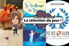 [Super Rosie aime] Vos billets du jour   @Lyloublog @Unetunfontsix @bbbsmum @Lyloublog @Unetunfontsix @bbbsmum Pots, Lectures, The Selection, Blog, D Day, Blogging, Cookware, Jars, Flower Planters