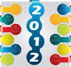calendar design - Google Search